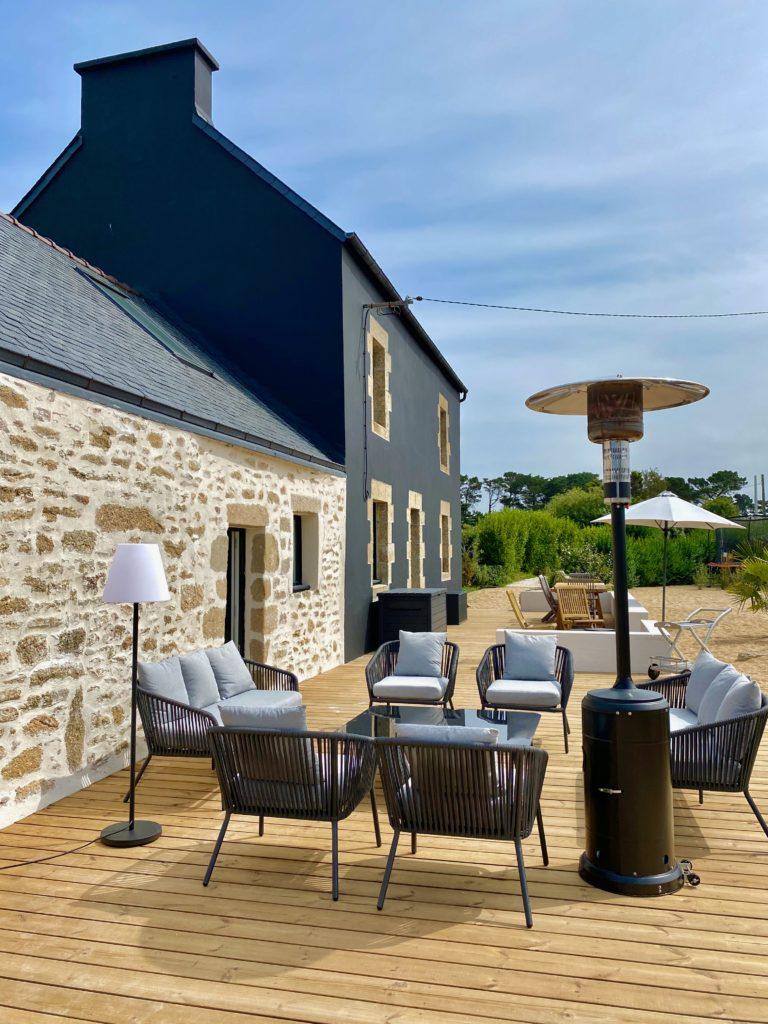 Haus zu vermieten mit Terrasse